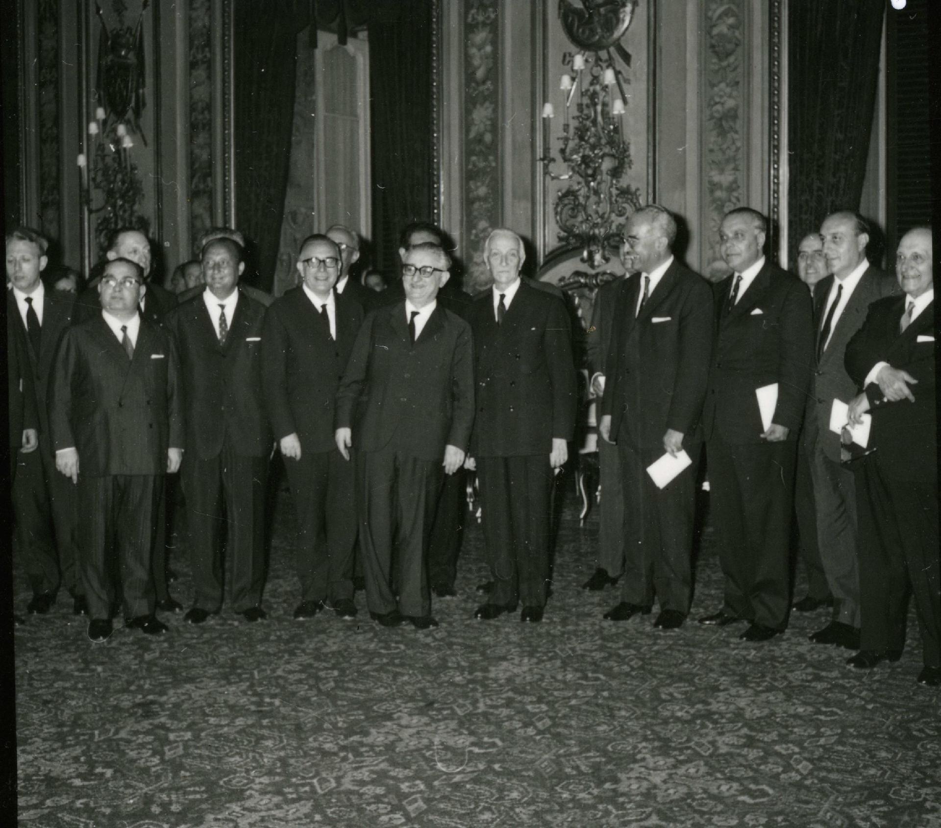 I Governo Leone, 22 giugno 1963