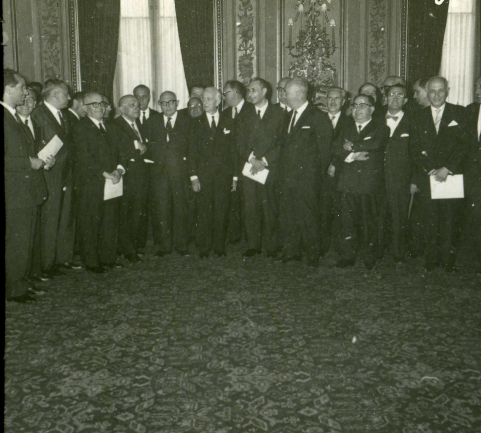 II Governo Moro, 23 luglio 1964