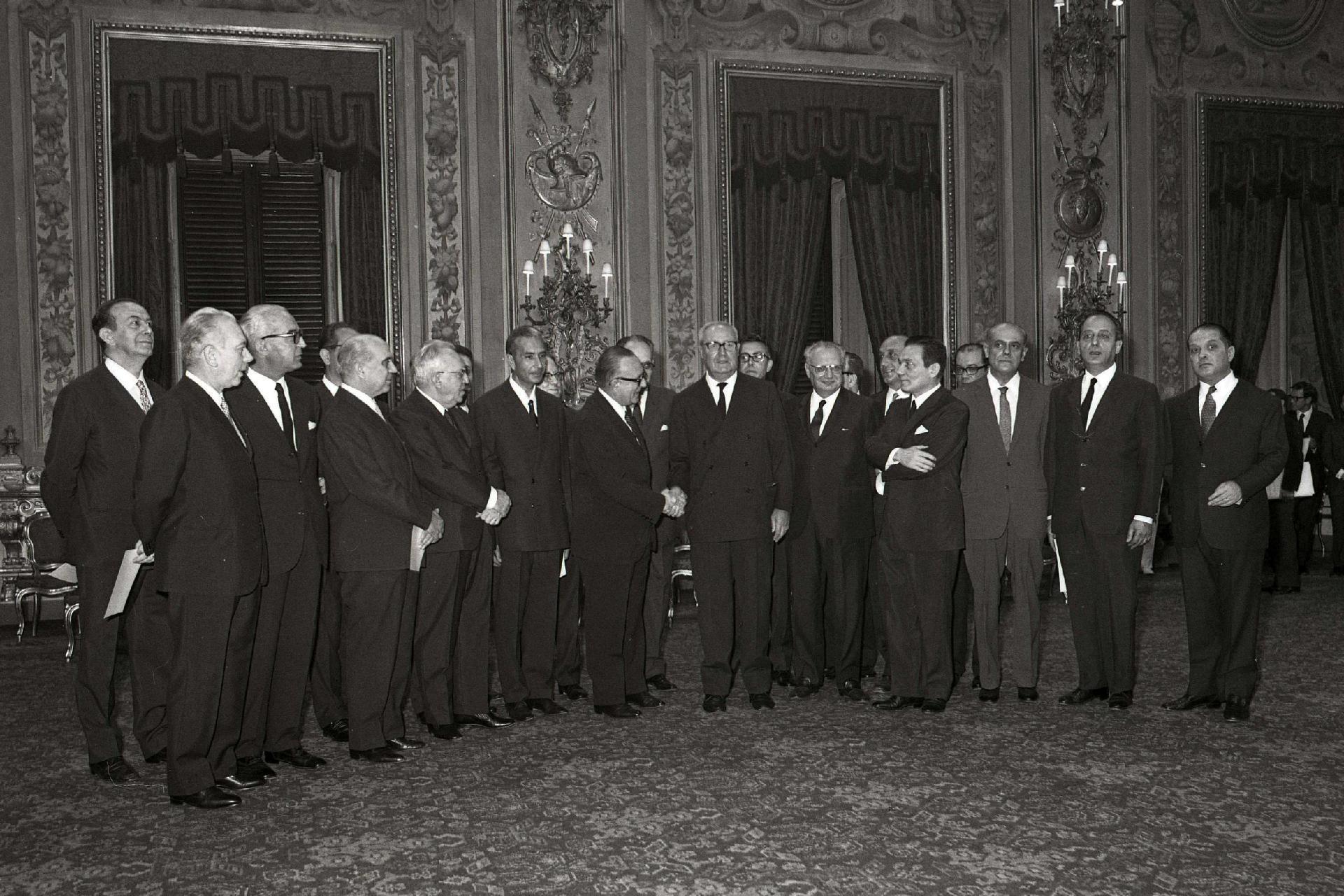 II Governo Rumor, 6 agosto 1969