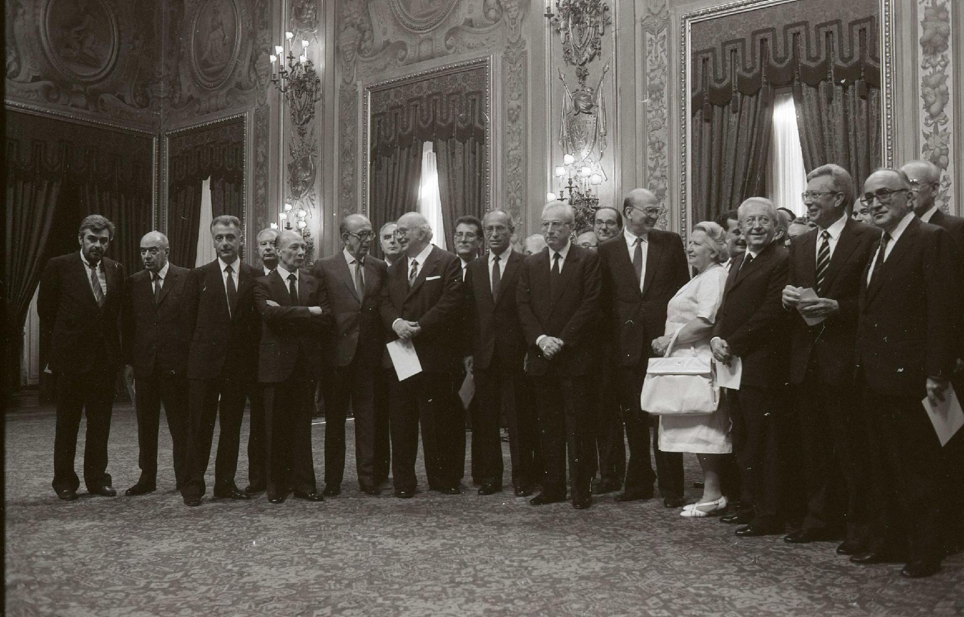 II Governo Craxi, 1° agosto 1986
