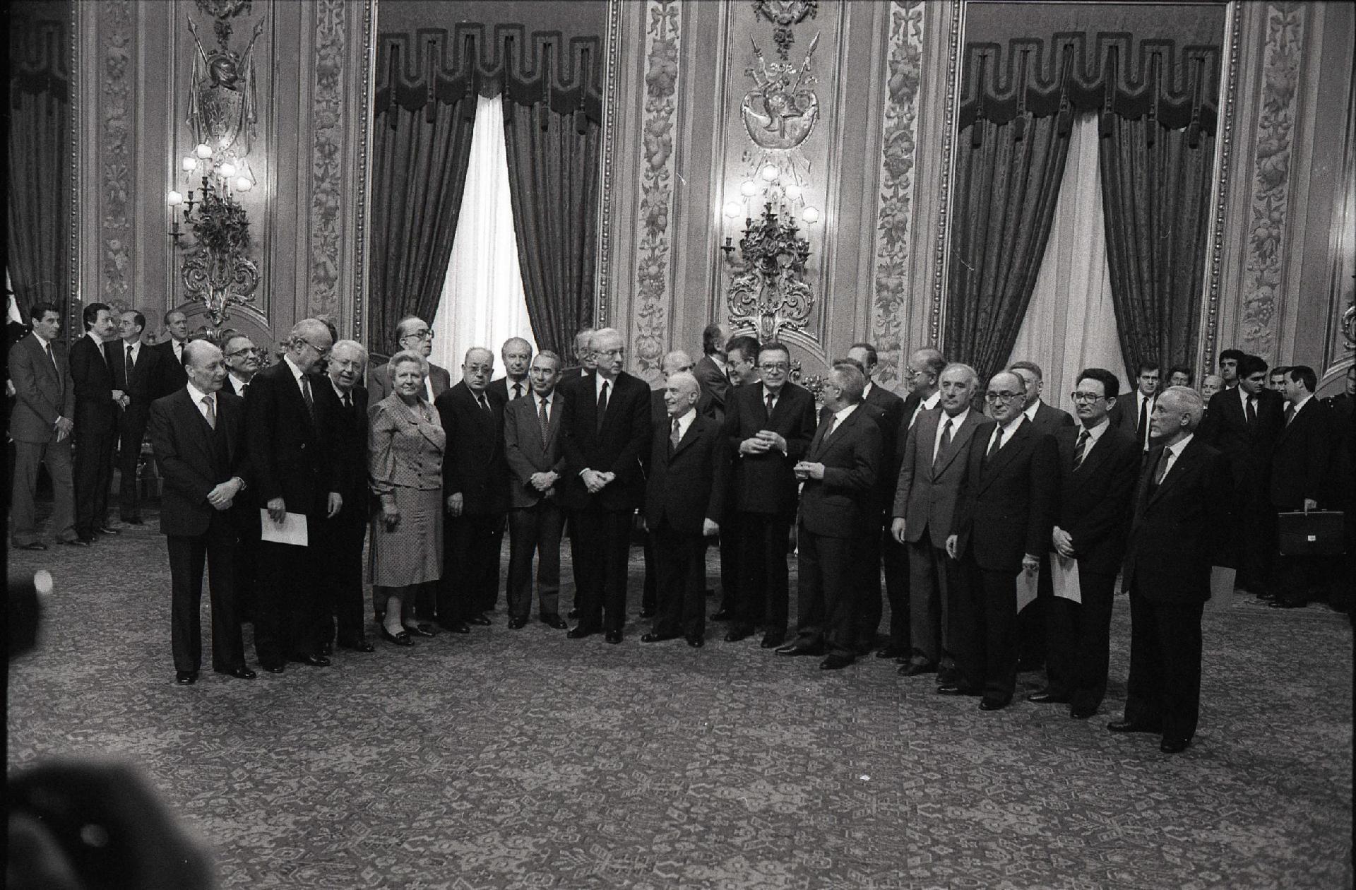 VI Governo Fanfani, 18 aprile 1987