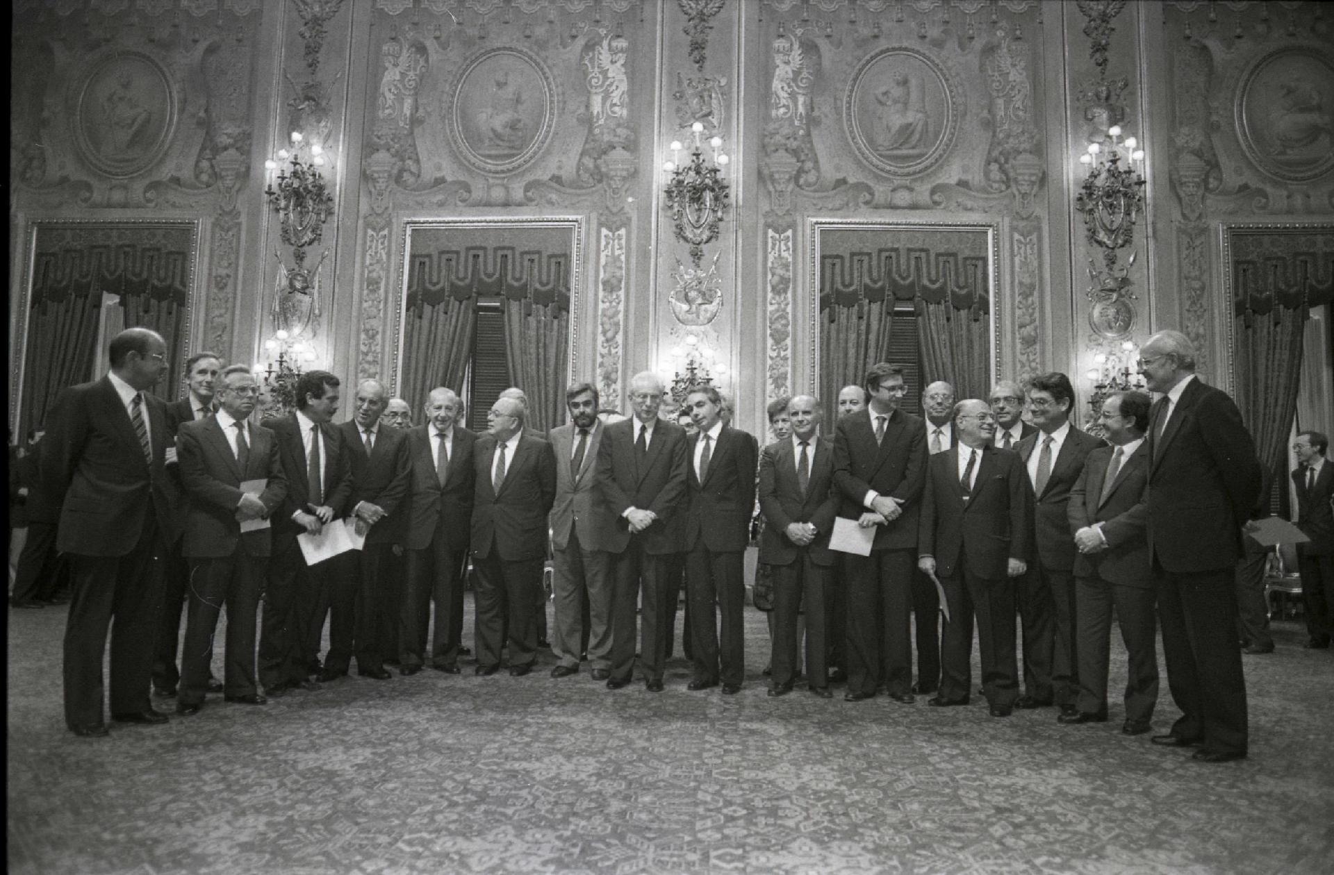 Governo Goria, 29 luglio 1987