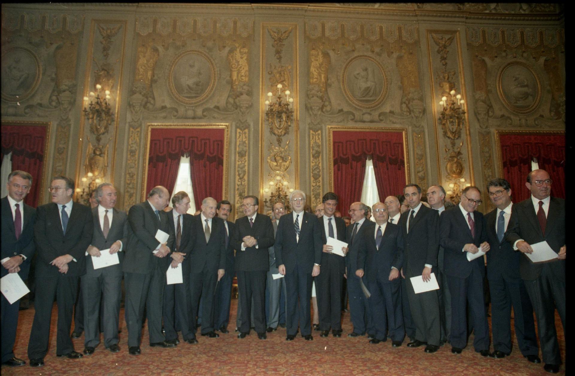 VI Governo Andreotti, 23 luglio 1989
