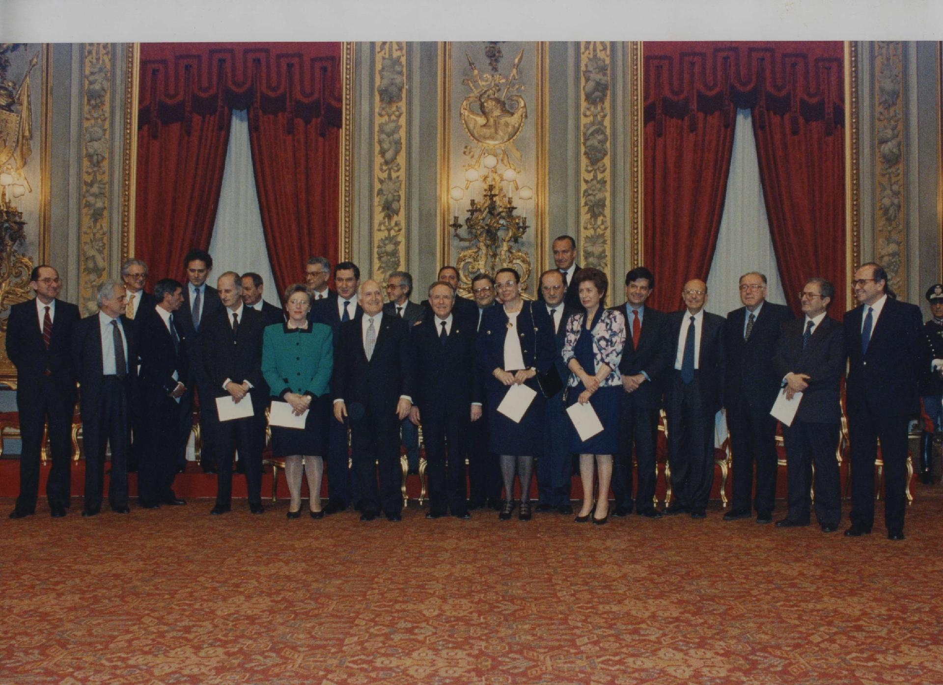Governo Ciampi, 29 aprile 1993