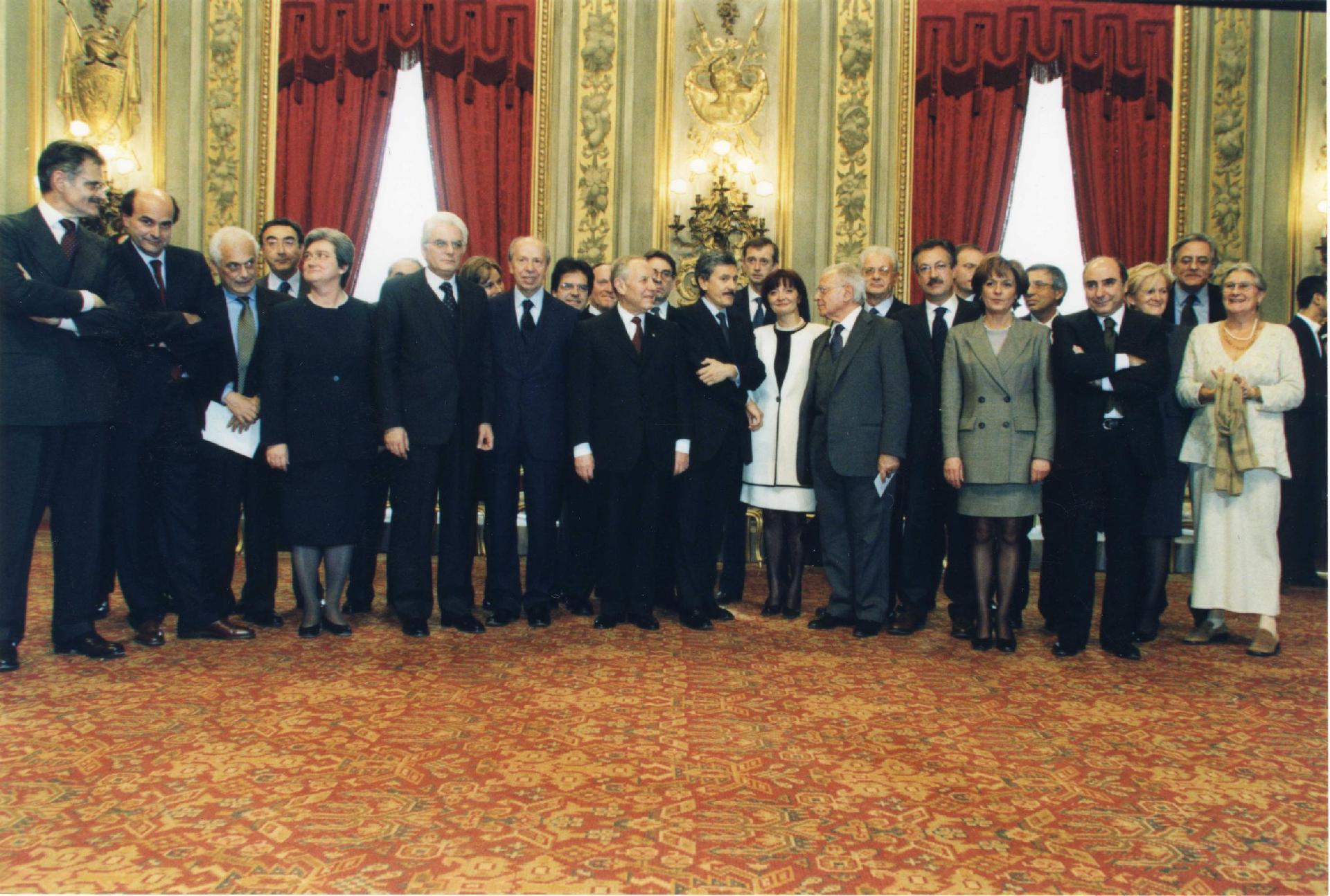 II Governo D'Alema, 22 dicembre 1999