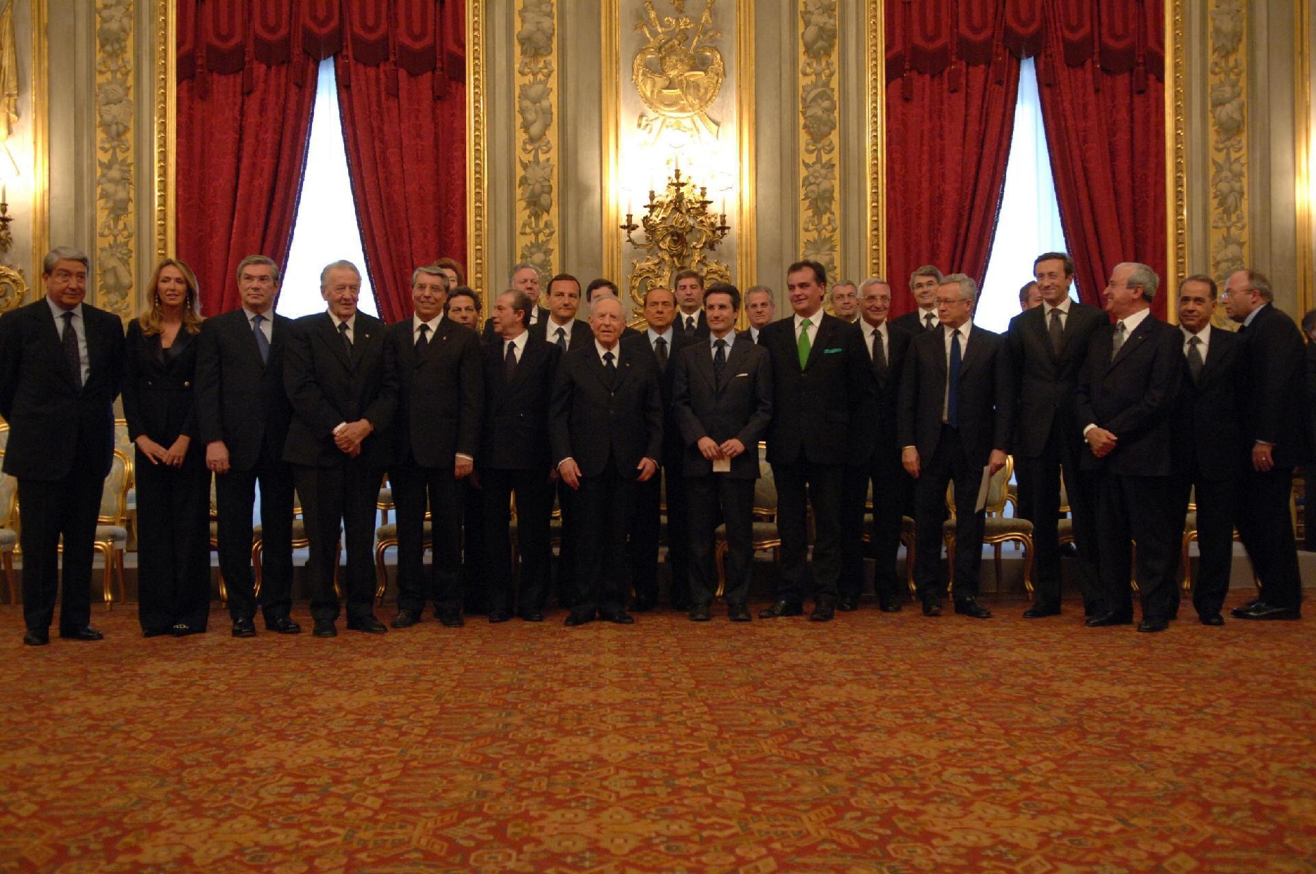 III Governo Berlusconi, 23 aprile 2005