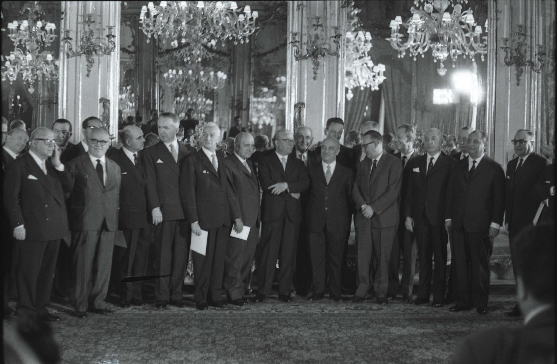 III Governo Fanfani, 27 luglio 1960
