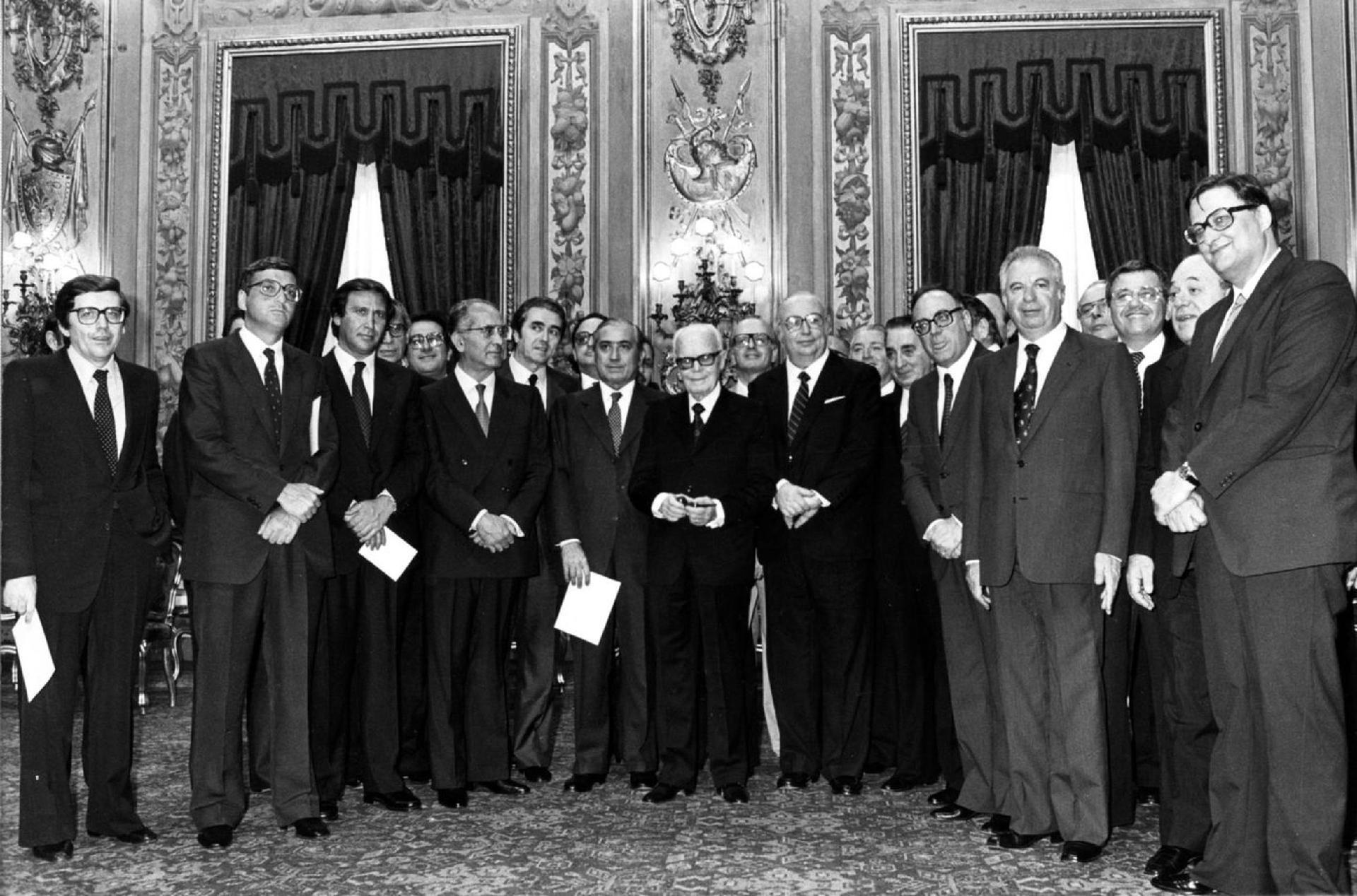 I Governo Spadolini, 28 giugno 1981