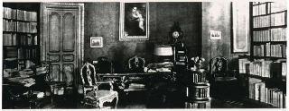 Studio di Presidente della Repubblica Luigi Einaudi al Palazzo del Quirinale