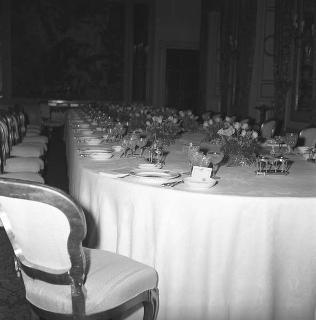 Visita di stato del Presidente della Repubblica d'Indonesia S.E. Soekarno