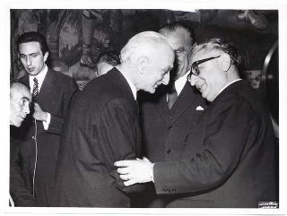 Elezione del Presidente della Repubblica Antonio Segni