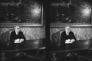 Messaggio di fine anno del Presidente della Repubblica Giuseppe Saragat agli italiani
