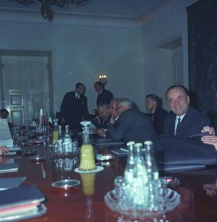 Visita di Stato del Presidente della Repubblica Giuseppe Saragat in Polonia