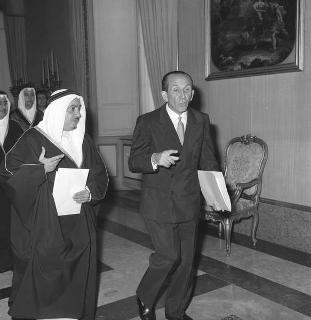 Ahmed Abdel Jabbar, nuovo ambasciatore del Regno dell'Arabia Saudita: presentazione lettere credenziali
