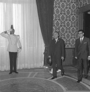 Sua Eccellenza il Generale Nam Raza, nuovo Ambasciatore della Repubblica Islamica del Pakistan: presentazione lettere credenziali