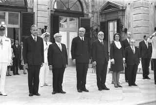 Ricevimento del Corpo Diplomatico per la Festa nazionale della Repubblica