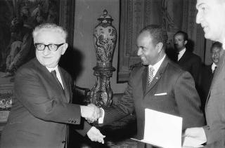 Zewde Retta, nuovo ambasciatore dell'Impero di Etiopia: presentazione lettere credenziali