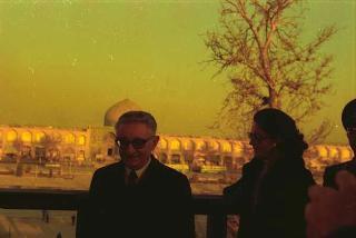 Visita di Stato del Presidente della Repubblica Giovanni Leone e della Signora Vittoria Leone in Iran