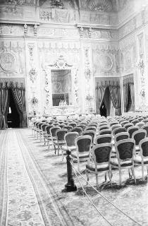 Insediamento del Presidente della Repubblica Sandro Pertini al Quirinale