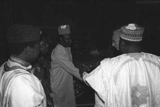 James Tsado Kolo, nuovo ambasciatore della Repubblica Federale della Nigeria: presentazione delle Lettere credenziali