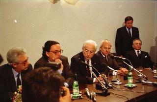 Visita ufficiale del Presidente della Repubblica Francesco Cossiga nella Repubblica di San Marino