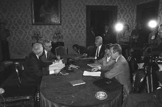 Dichiarazione Presidente della Repubblica Francesco Cossiga a «RAI1», «RAI2» e «RAI3» sui risultati e sulle conseguenze del referendum