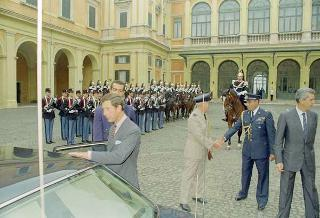 Visita di Sua Altezza Reale Carlo d'Inghilterra,  principe del Galles