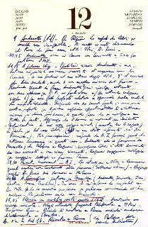 Pagine dei diari del Presidente Emerito Carlo Azeglio Ciampi la cui trascrizione è stata autorizzata dal Senatore a vita come tipica espressione del materiale affidato all'Archivio Storico della Presidenza della Repubblica. 12-13 giugno 1982 Banca d'Italia e Caso Calvi