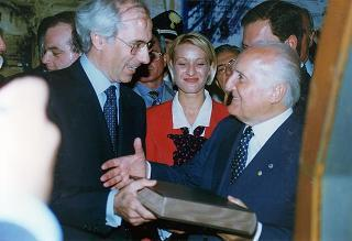 Bari: visita del Presidente della Repubblica per la 60^ Fiera del Levante