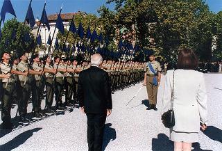 Gorizia: intervento del Presidente della Repubblica in occasione della celebrazione del 50° anniversario del ritorno di Gorizia all'Italia