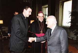 S. E. Rev.ma Monsignor Giuseppe Petrocchi, vescovo eletto di Latina-Terracina-Sezze