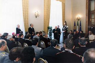 Visita del Presidente della Repubblica alla città di Enna