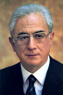 Il Presidente della Repubblica Francesco Cossiga, foto ufficiale