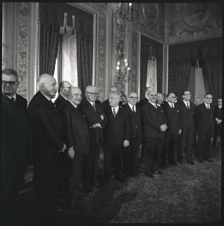 IV Governo Fanfani