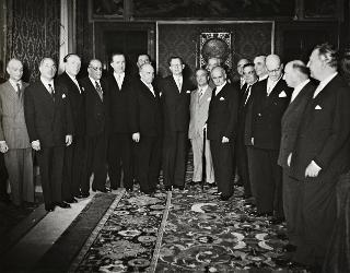 VII Governo De Gasperi