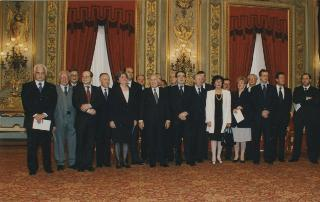 I Governo Prodi