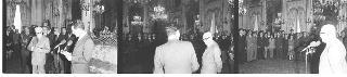 Incontro del Presidente della Repubblica Sandro Pertini con Bruno Rambaudi Presidente dell'Unione Costruttori Italiani Macchine Utensili, con l'Ambasciatore della Repubblica Popolare Cinese ed i tecnici cinesi partecipanti ad un corso di aggiornamento promosso dall'UCIMU