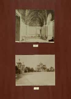 Palermo, Cappella Palatina e della Villa La Favorita