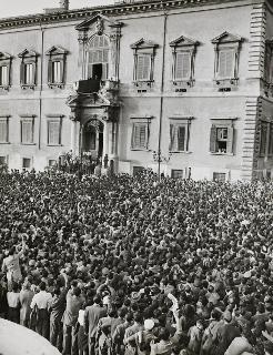 Luigi Einaudi. Insediamento e giuramento, 12 Maggio 1948