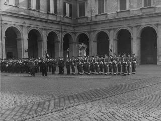 Insediamento del Presidente Giovanni Gronchi, 11 Maggio 1955