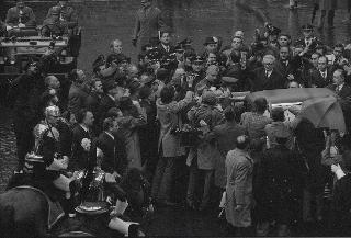 Insediamento del Presidente Giovanni Leone, 29 Dicembre 1971