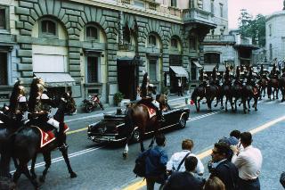 Insediamento del Presidente Oscar Luigi Scalfaro, 27 Maggio 1992