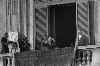 Insediamento del Presidente Antonio Segni, 11 Maggio 1962
